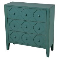 Minorca 3-drawer Dresser Product Image