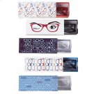 Colored Hipster Readers with Printed Slide Box (5 asstd). Product Image