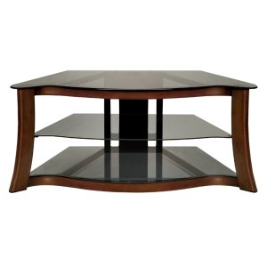 Bell'oAudio/Video Furniture With Hand-painted Dark Cherry Finish