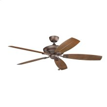 "Canfield XL Patio Collection Canfield XL Patio 60"" Ceiling Fan in WCP"