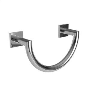 Polished Nickel Towel Ring