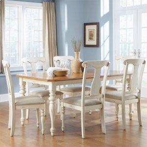 Liberty Furniture Industries7 Piece Rectangular Table Set
