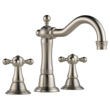 Widespread Lavatory Faucet With Cross Handles