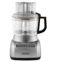 KitchenAid 9-Cup Food Processor - Contour Silver