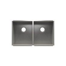 """UrbanEdge® 003637 - undermount stainless steel Kitchen sink , 15"""" × 18"""" × 10""""  15"""" × 18"""" × 10"""""""