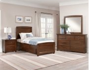 Panel Storage Bed (available in 3/3 or 4/6) Product Image