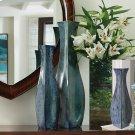 Bermuda Vase-Blue-Lg Product Image