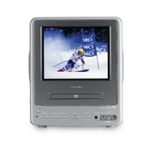 "9"" Diagonal Combination TV/DVD"