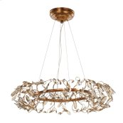Crystal Garden 8-Light Pendant