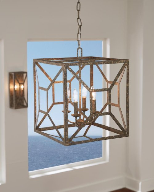 6 - Light Foyer Chandelier