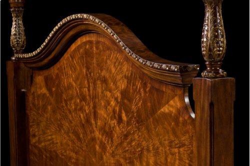 The India Silk Bed (us Queen), Queen