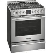 Professional 30'' Front Control Gas Range with Air Fry