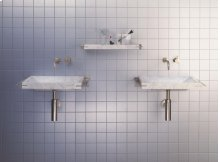 Sync System Small Shelf / Carrara Marble