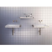 Sync System Small Shelf / Carrara Marble
