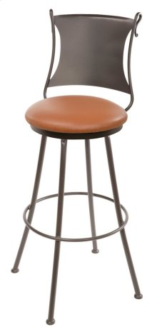 Iron Standard Bar Stool