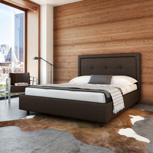 Legend Upholstered Bed - Queen