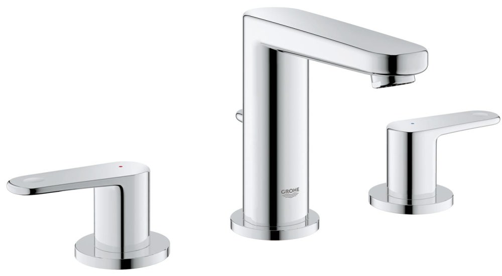 "Europlus 8"" Widespread Two-Handle Bathroom Faucet S-Size"