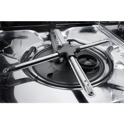 KitchenAid® 39 DBA Dishwasher with Fan-Enabled ProDry™ System and PrintShield™ Finish - PrintShield Stainless
