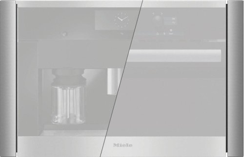 """EBA 6707 MC Trim kit for 27"""" niche for installation of a coffee machine/microwave oven with 24"""" width x 18"""" height"""
