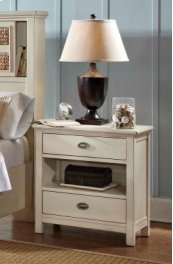 Pacifica Creme Nightstand