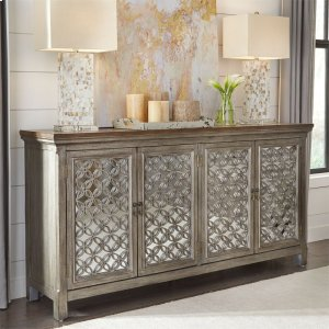 Liberty Furniture Industries4 Door Accent Cabinet