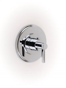 Darby Thermostatic Valve Trim - Polished Chrome