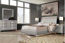 """Midtown Queen Bed Headboard 65""""x13""""x55"""""""