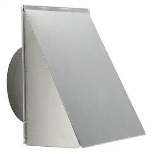"Best10"" Round, Fresh Air Inlet Wall Cap, Aluminum"