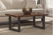 Emerson Coffee Table With Manufactured Live Edge Top - Ctn A - Top Only