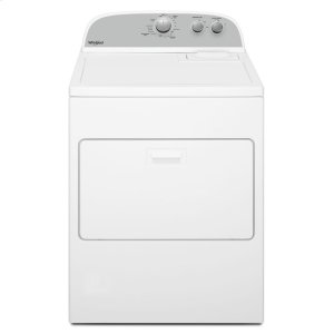 7.0 cu. ft. Top Load Electric Dryer with AutoDry Drying System -