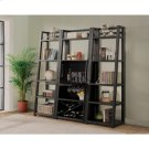 Perspectives - Bar Cabinet - Ebonized Acacia Finish Product Image