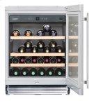 "24"" Under-worktop wine storage cabinet Product Image"