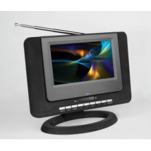"7"" Digital Portable LCD TV/DVD Combo"