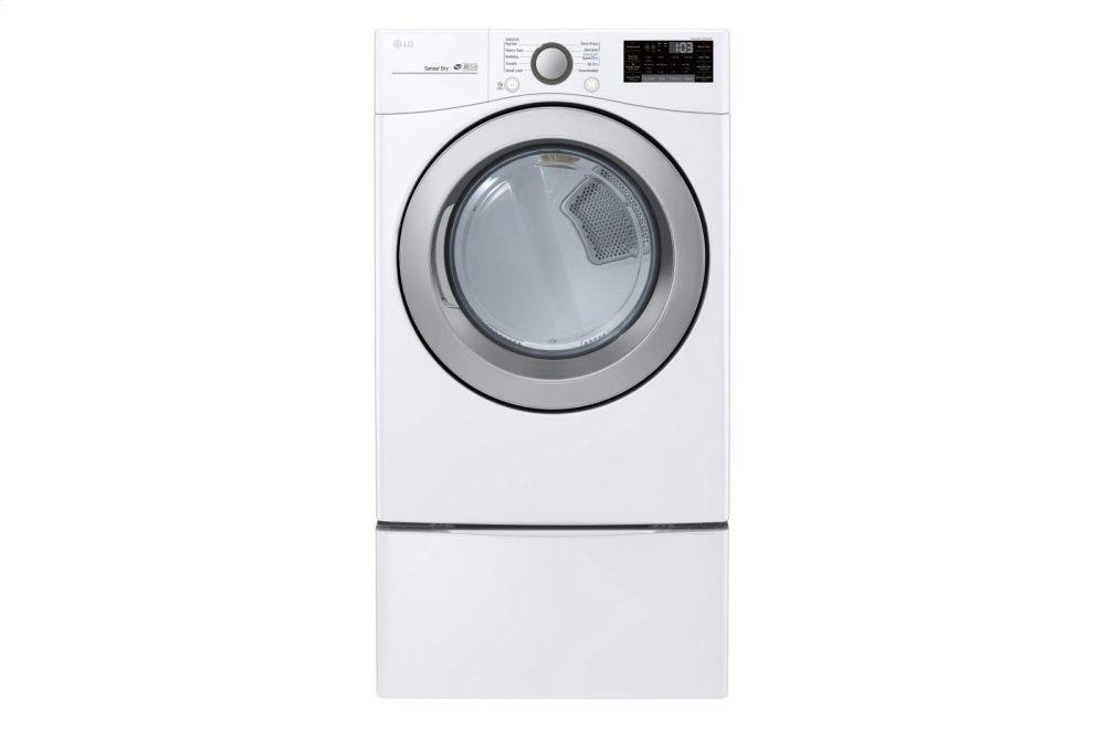 LG Appliances7.4 Cu. Ft. Ultra Large Capacity Smart Wi-Fi Enabled Gas Dryer