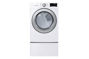 7.4 cu. ft. Ultra Large Capacity Smart wi-fi Enabled Gas Dryer Product Image