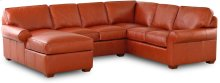 Comfort Design Living Room Journey Sectional CL4004 SECT