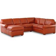Comfort Design Living Room Journey Sectional CL4004 SECT