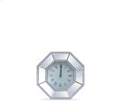 Montreal Octagonal Mirrored Wall Clock Product Image