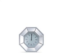 Montreal Octagonal Mirrored Wall Clock