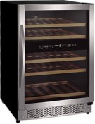 """24"""" Dual Zone Wine Cooler Product Image"""