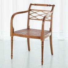 Norfolk Chair-Wood Natural