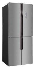 15.3 Cu. Ft. French 4 Door Frost Free Refrigerator / Bottom Mount Freezer Product Image