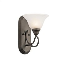 Stafford Collection Wall Sconce 1Lt OZ