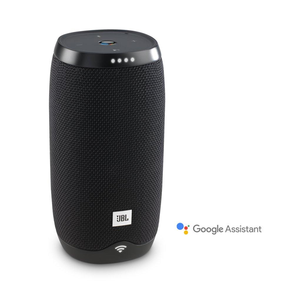 JBL Link 10 Voice-activated portable speaker  BLACK