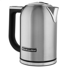 1.7 L Electric Kettle - Brushed Stainless Steel