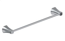 "Finezza DUE 18"" Towel Bar"