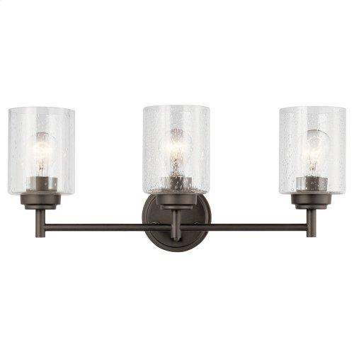 Winslow 3 Light Vanity Light Olde Bronze®
