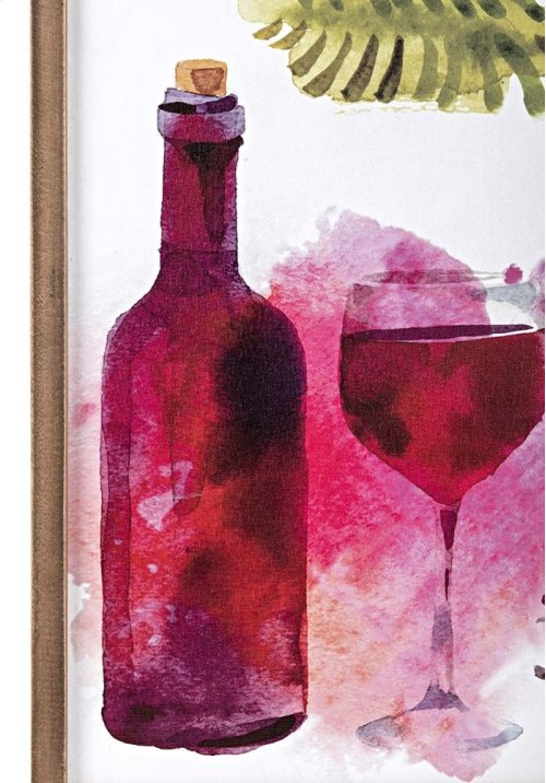 Vino Wall Decor - Ast 2