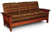 Grand Rapids Sofa, Fabric Cushion Seat Product Image