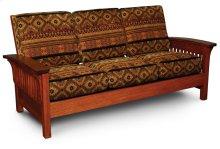 Grand Rapids Sofa, Fabric Cushion Seat